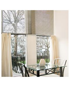 "1"" Jewel-Metallix Aluminum Mini Blinds"