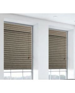 Select Woven Wood Shades - A